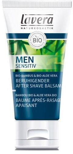Balsam calmant după bărbierit pentru bărbați - Lavera Men Sensitiv Beruhigender After Shave Balsam — Imagine N1