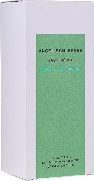Angel Schlesser Madera de Naranjo - Apă de toaletă — Imagine N2