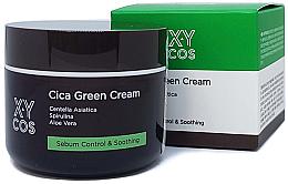 Parfumuri și produse cosmetice Crema de față, cu centella asiatica - XYcos Cica Green Cream