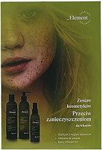 Parfumuri și produse cosmetice Set - _Element (shm/300ml+cond/300ml+spray/150ml)