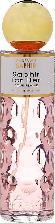 Saphir Parfums For Her - Apă de parfum