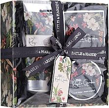 Parfumuri și produse cosmetice Set - Baylis & Harding Royale Garden Verbena & Chamomile (sh/cr/130ml + soap/150g + b/butter/100ml)
