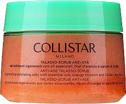 Parfumuri și produse cosmetice Scrub anti-îmbătrânire și regenerant cu sare pentru corp - Collistar Speciale Corpo Perfetto Regenerating Exfoliating Salts Anti-A (tester)
