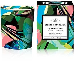 Parfumuri și produse cosmetice Lumânare aromată - Baija Sieste Tropicale Scented Candle