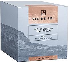 Parfumuri și produse cosmetice Cremă hidratantă de față - Vie De Sel Moisturizing Day Cream