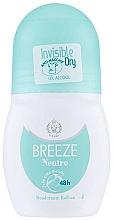 Parfumuri și produse cosmetice Breeze Neutro Deodorant Roll-On - Deodorant Roll-On