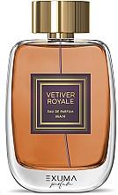Parfumuri și produse cosmetice Exuma Vetiver Royale - Apă de parfum
