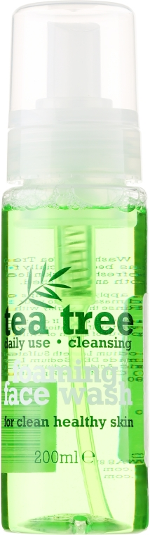 Spumă de curățare - Xpel Marketing Ltd Tea Tree Foaming Face Wash