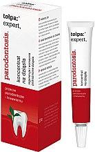 Parfumuri și produse cosmetice Concentrat pentru gingii - Tolpa Expert Parodontosis Concentrate For Gums