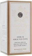 Parfumuri și produse cosmetice Ser pentru zona oculară - Bulgarian Rose Lady's Joy Luxury Serum Around Eyes