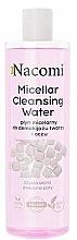 Parfumuri și produse cosmetice Apă micelară - Nacomi Micellar Cleansing Water Marshmallow