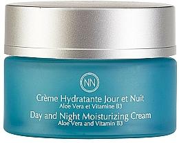 Parfumuri și produse cosmetice Cremă de față - Innossence Innosource Moisturizing Cream Day And Night