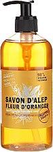 Parfumuri și produse cosmetice Săpun lichid Aleppo - Tade Liquide Orange Blossom Soap