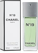 Chanel N19 - Apă de toaletă — Imagine N2