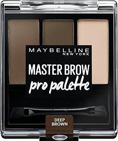 Paletă de farduri de sprâncene - Maybelline Master Brow Pro Palette Kit