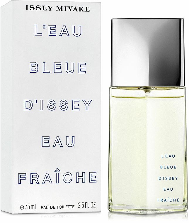 Issey Miyake Leau Bleue DIssey Eau Fraiche - Apă de toaletă