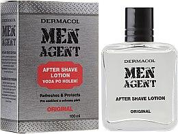 Parfumuri și produse cosmetice Loțiune după ras - Dermacol Men Agent Original After Shave Lotion