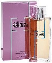 Parfumuri și produse cosmetice Ellen Tracy Fashionista - Apă de parfum