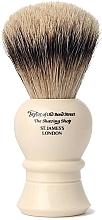 Parfumuri și produse cosmetice Pămătuf de ras, S2236 - Taylor of Old Bond Street Shaving Brush Super Badger size XL