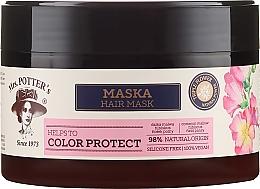 Parfumuri și produse cosmetice Mască pentru păr vopsit - Mrs. Potter's Triple Flower Color Protect