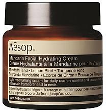 Parfumuri și produse cosmetice Cremă hidratantă cu extract de mandarină pentru față - Aesop Mandarin Facial Hydrating Cream