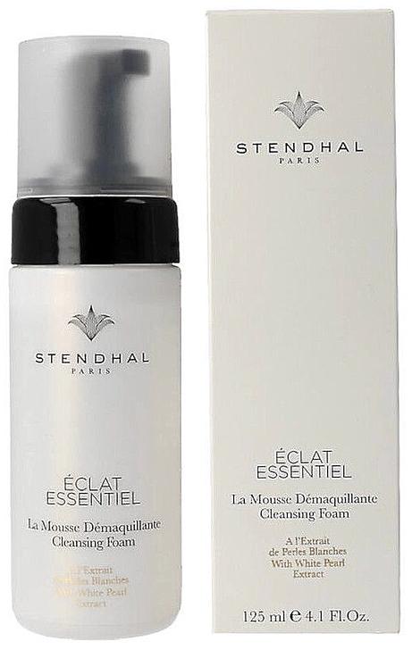 Mousse demachiant pentru curățarea feței - Stendhal Eclat Essentiel Cleansing Foam — Imagine N1