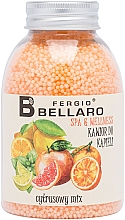 """Parfumuri și produse cosmetice Bile efervescente pentru baie """"Amestec de citrice"""" - Fergio Bellaro Citrus Mix Bath Caviar"""