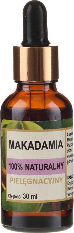 "Ulei natural ""Macadamia"" - Biomika Oil Macadamia"