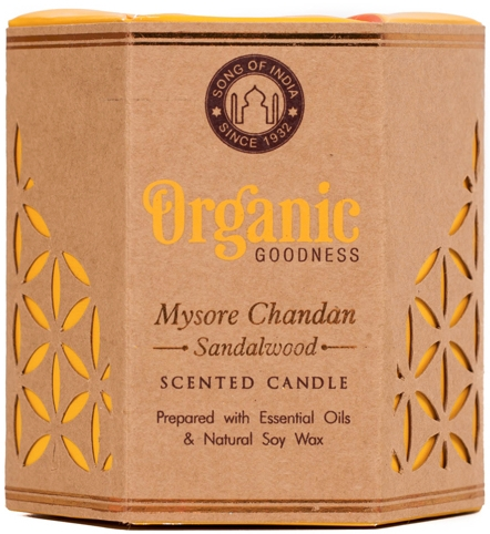 Lumânare aromatică - Song of India Scented Candle — Imagine N1