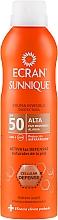 Parfumuri și produse cosmetice Spray cu protecție solară pentru corp - Ecran Sun Lemonoil Spray Protector Invisible SPF50