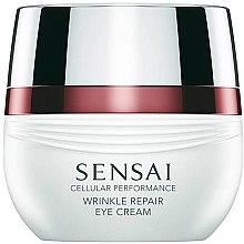 Parfumuri și produse cosmetice Cremă pentru pielea din jurul ochilor - Kanebo Sensai Cellular Performance Wrinkle Repair Eye Cream