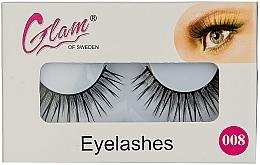 Parfumuri și produse cosmetice Gene false, №008 - Glam Of Sweden Eyelashes