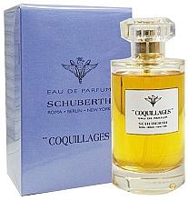 Parfumuri și produse cosmetice Schuberth Coquillages - Apă de parfum