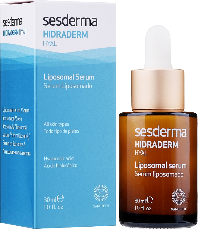 Ser lipozomal - SesDerma Laboratories Hidraderm Hyal Liposomal Serum — Imagine N2