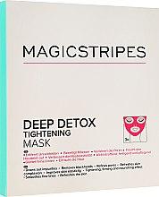 Parfumuri și produse cosmetice Mască de faţă pentru curăţare profundă - Magicstripes Deep Detox Tightening Mask