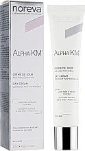 Parfumuri și produse cosmetice Cremă corectoare anti-îmbătrânire pentru ten normal și uscat - Noreva Laboratoires Alpha KM Corrective Anti-Ageing Treatment Normal To Dry Skins