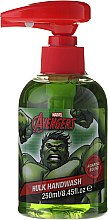 Parfumuri și produse cosmetice Săpun lichid pentru mâini - Marvel Avengers Hulk Handwash