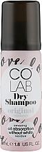 Parfumuri și produse cosmetice Șampon uscat cu parfum de bergamotă și trandafir - Colab Original Dry Shampoo