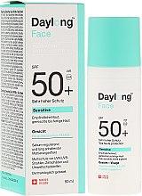 Parfumuri și produse cosmetice Cremă de protecție solară pentru față - Daylong Sensitive Facial Solar Fluid SPF50+