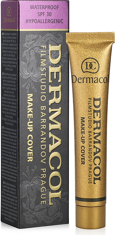 Fond de ten - Dermacol Make-Up Cover