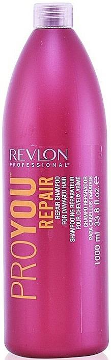 Șampon regenerant - Revlon Professional Pro You Repair Shampoo