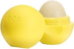 """Balsam de buze """"Lămâie"""" - EOS Smooth Sphere Lip Balm Lemon Drop — Imagine N1"""