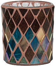 Parfumuri și produse cosmetice Suport pentru lumânări - Yankee Candle Autumn Mosaic