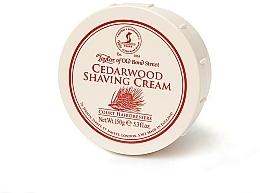 """Parfumuri și produse cosmetice Cremă de ras """"Cedru"""" - Taylor of Old Bond Street Cedarwood Shaving Cream Bowl"""