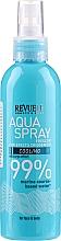 Parfumuri și produse cosmetice Spray facial și corporal cu extract de alge brune - Revuele Face&Body Revitalizing Aqua Spray