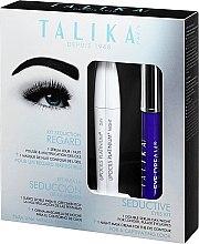 Parfumuri și produse cosmetice Set - Talika Lipocils Platinium (eye/ser/17ml + eye/mask/15ml)