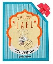 Parfumuri și produse cosmetice CC-cushion - Petite Lael CC Cushion PF50+ PA+++ (bloc de rezervă)
