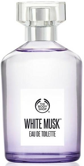 The Body Shop White Musk - Apă de toaletă — Imagine N2