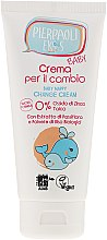 """Parfumuri și produse cosmetice Cremă protectoare sub scutec """"0% zinc și talc"""" - Ekos Baby Nappy Change Cream"""