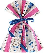 Parfumuri și produse cosmetice Pliculeț aromatic, dungi roz - Essencias De Portugal Tradition Charm Air Freshener